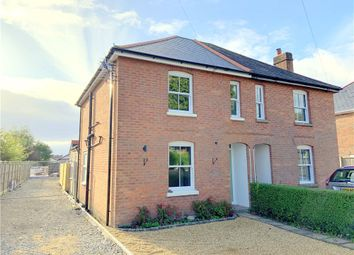 Thumbnail 3 bedroom semi-detached house for sale in Victoria Road, Ferndown