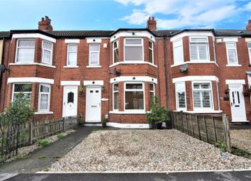 Thumbnail 3 bedroom terraced house for sale in Cardigan Road, Hull