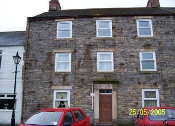 Thumbnail 2 bed flat to rent in Market Place, St. Johns Chapel, Bishop Auckland