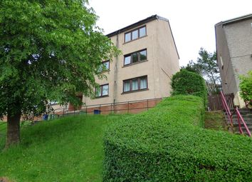 Thumbnail 2 bedroom flat for sale in Divernia Way, Barrhead, Glasgow