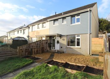 3 bed end terrace house for sale in St. Marys Road, Lanstephan, Launceston PL15