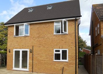 Thumbnail 4 bed detached house to rent in Thame Road, Aylesbury, Buckinghamshire