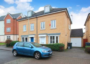 Thumbnail 3 bed semi-detached house for sale in Birch Road, Canterbury