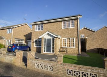 Thumbnail 3 bed detached house for sale in Fellowes Drive, Bradwell, Great Yarmouth