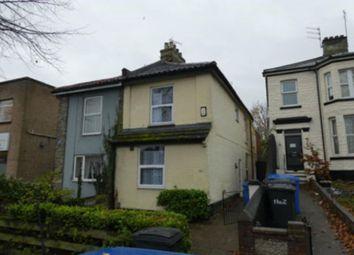Thumbnail 6 bed semi-detached house for sale in 160 Dereham Road, Norwich, Norfolk