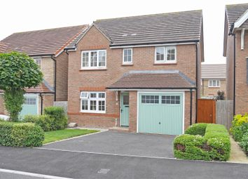 Thumbnail 4 bed detached house for sale in Wambrook Place, Chard