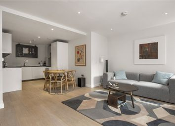 Thumbnail 1 bed flat for sale in The Cooper Building, 36 Wharf Road, London
