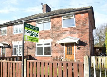 Thumbnail 3 bed semi-detached house for sale in Peronne Crescent, Intack, Blackburn, Lancashire
