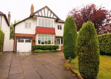 Thumbnail 4 bed detached house for sale in Sharmans Cross Road, Solihull