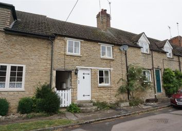Thumbnail 3 bed cottage to rent in Hemington Road, Polebrook, Peterborough