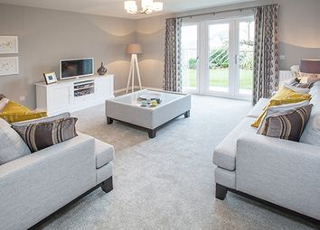 "Thumbnail 4 bed detached house for sale in ""Hollandswood"" at Montrose Road, Arbroath"