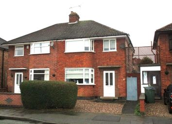 Thumbnail Semi-detached house to rent in Stratford Road, Braunstone