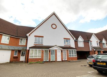 Thumbnail 2 bed flat for sale in Hartigan Place, Woodley, Reading, Berkshire
