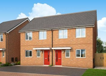 "Thumbnail 3 bed property for sale in ""The Cornflower At Kings Park, Corby"" at Gainsborough Road, Corby"