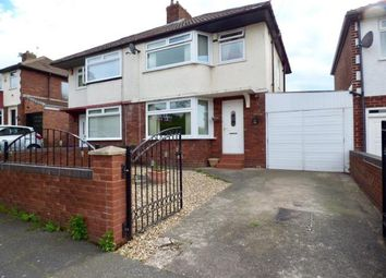 Thumbnail 3 bed property for sale in Knowe Park Avenue, Carlisle, Cumbria