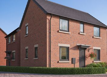 "Thumbnail 3 bed detached house for sale in ""The Mountford"" at Cautley Drive, Killinghall, Harrogate"