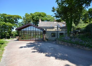 Thumbnail 4 bed detached house for sale in Ashknowle Lane, Whitwell, Ventnor