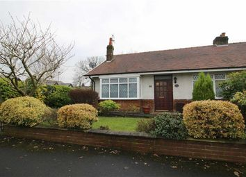 Thumbnail 2 bed semi-detached bungalow for sale in Highfield Drive, Fulwood, Preston