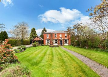 Thumbnail 4 bed detached house for sale in Moss Road, Congleton