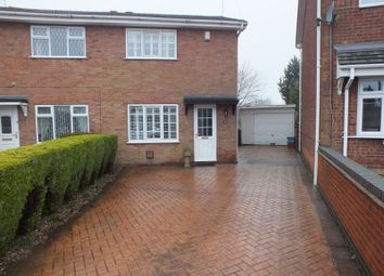 Thumbnail 2 bed semi-detached house to rent in Spey Drive, Kidsgrove, Stoke-On-Trent