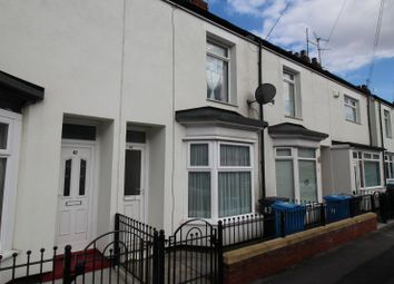 2 bed terraced house for sale in Camden Street, Hull, East Yorkshire HU3