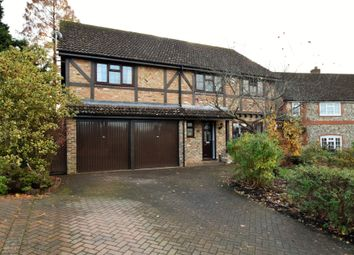 Thumbnail 5 bedroom detached house for sale in Throgmorton Road, Yateley