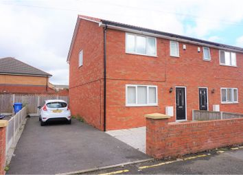 Thumbnail 3 bedroom semi-detached house for sale in St. Albans, Liverpool