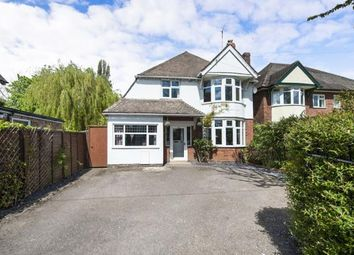 Thumbnail 3 bed detached house for sale in Evesham Road, Stratford Upon Avon, Warwickshire