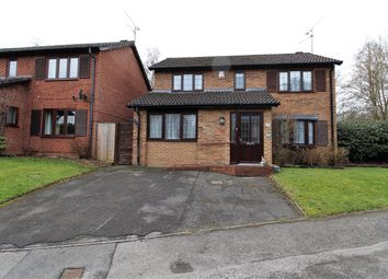 Thumbnail 5 bed detached house to rent in Ruskin Way, Wokingham