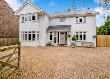 Thumbnail 4 bed detached house for sale in Lumley, Emsworth, Hampshire