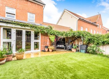 Thumbnail 4 bed end terrace house for sale in Overton Road, Worthing