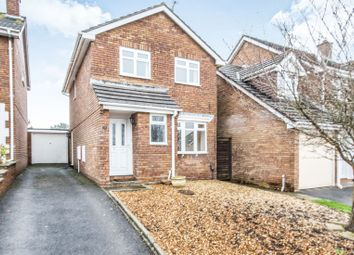 Thumbnail 3 bedroom detached house to rent in Marshwood Avenue, Poole