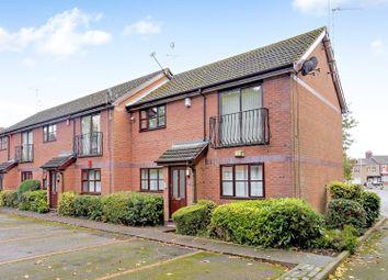 Thumbnail 2 bed flat for sale in Bellingham Grove, Stoke-On-Trent