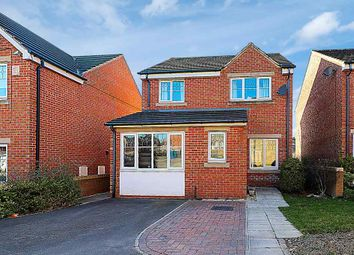 Thumbnail 3 bed detached house for sale in Howley Close, Gomersal, Cleckheaton