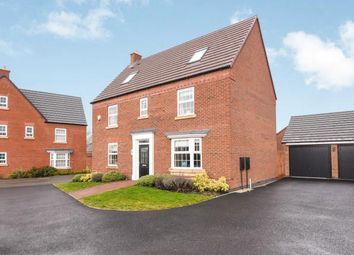 Thumbnail 6 bed detached house for sale in Herdwick Drive, Honeybourne, Evesham, Worcestershire