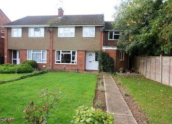 Thumbnail 4 bed semi-detached house for sale in Rutherford Walk, Tilehurst, Reading, Berkshire