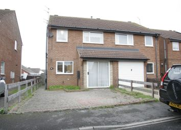 Thumbnail 3 bed semi-detached house for sale in Manor View, Northumberland
