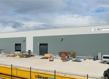 Thumbnail Light industrial to let in Unit D Parkside Business Park, Wheatley Hall Road, Doncaster, South Yorkshire