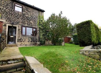 Thumbnail 2 bed semi-detached house for sale in Towngate, Midgley, Luddendenfoot, Halifax