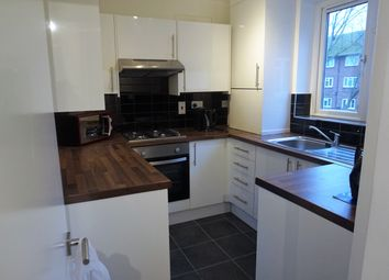Thumbnail 1 bed flat to rent in Folkestone Road, East Ham