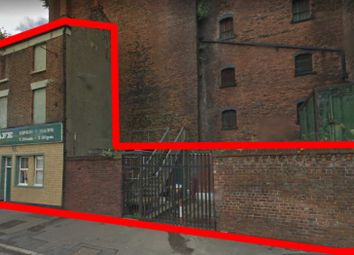 Thumbnail Land for sale in Dublin Street, Liverpool