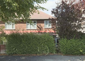 Thumbnail 3 bed semi-detached house for sale in Northcliffe Avenue, Mapperley, Nottingham