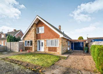 Thumbnail 4 bedroom detached house for sale in Valley Rise, Dersingham, King's Lynn