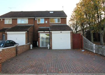 Thumbnail 4 bed semi-detached house to rent in Trinity Road, Gravesend, Kent