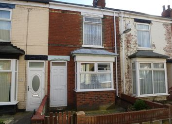 Thumbnail 2 bedroom terraced house for sale in Avon Vale, Estcourt Street, Hull