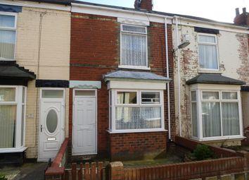 Thumbnail 2 bedroom terraced house for sale in Avon Vale, Estcourt Street, Hull
