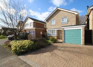 Thumbnail 3 bed detached house for sale in The Warren, Burgess Hill