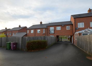 Thumbnail 2 bedroom terraced house for sale in Carr Vale Road, Bolsover, Chesterfield