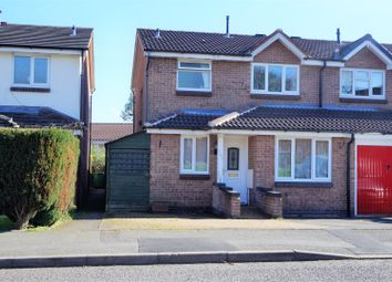 Thumbnail 3 bed semi-detached house for sale in Majestic Way, Aquaduct Telford
