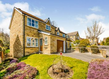 Thumbnail 3 bed detached house for sale in Ponyfield Close, Birkby, Huddersfield, West Yorkshire